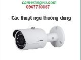 Các thuật ngữ thường dùng trong camera an ninh