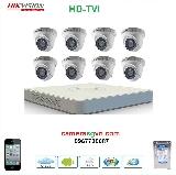 Hệ thống CCTV Camera giám sát