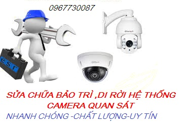 Sửa chữa camera quan sát