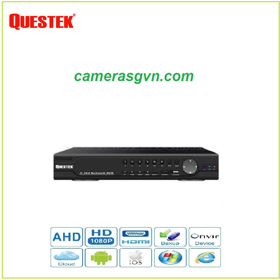 Đầu ghi hình QTX-6104AHD