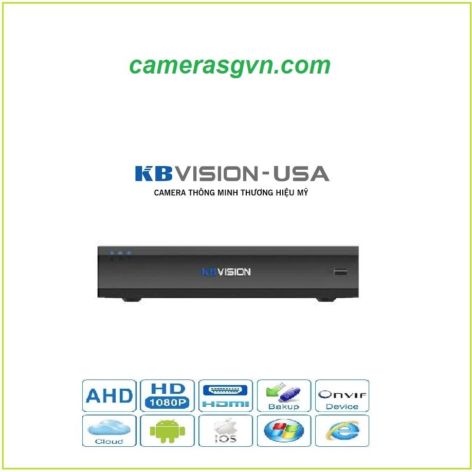 Đầu ghi hình KBVISION KB-7224D
