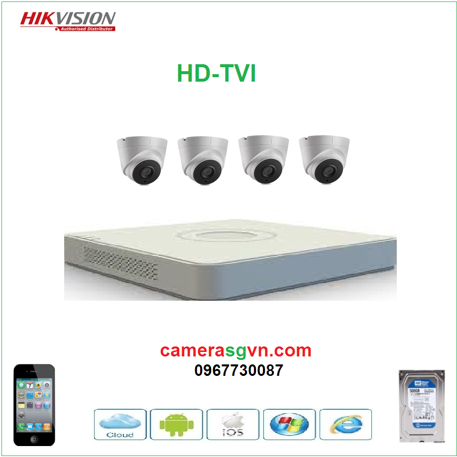 Hik-Vision DS-2CE56DOT-IT3