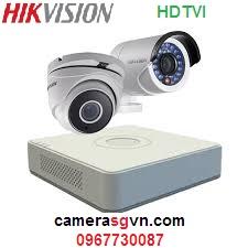 Lắp đặt 2 camera chất lượng Full HD